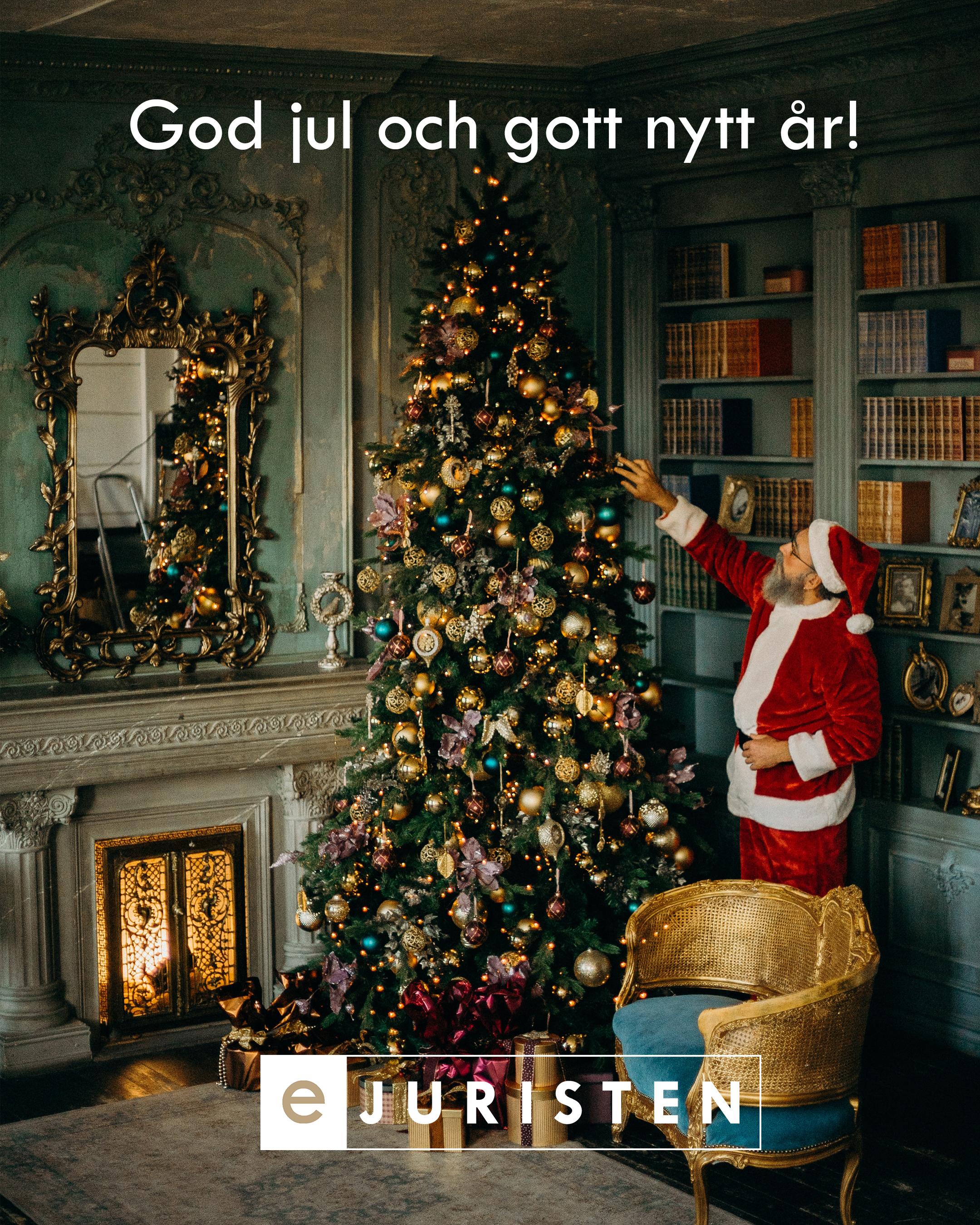 En julhälsning